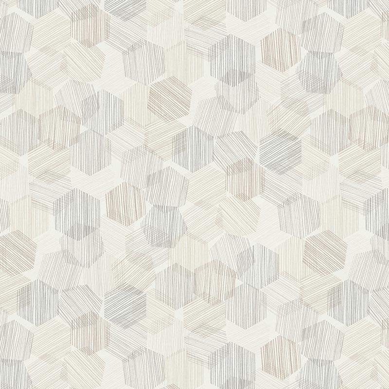 Roller_Swatch_Hexagon_Natural_RE81113
